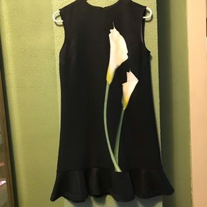 Victoria Beckham for Target Black Dress XS